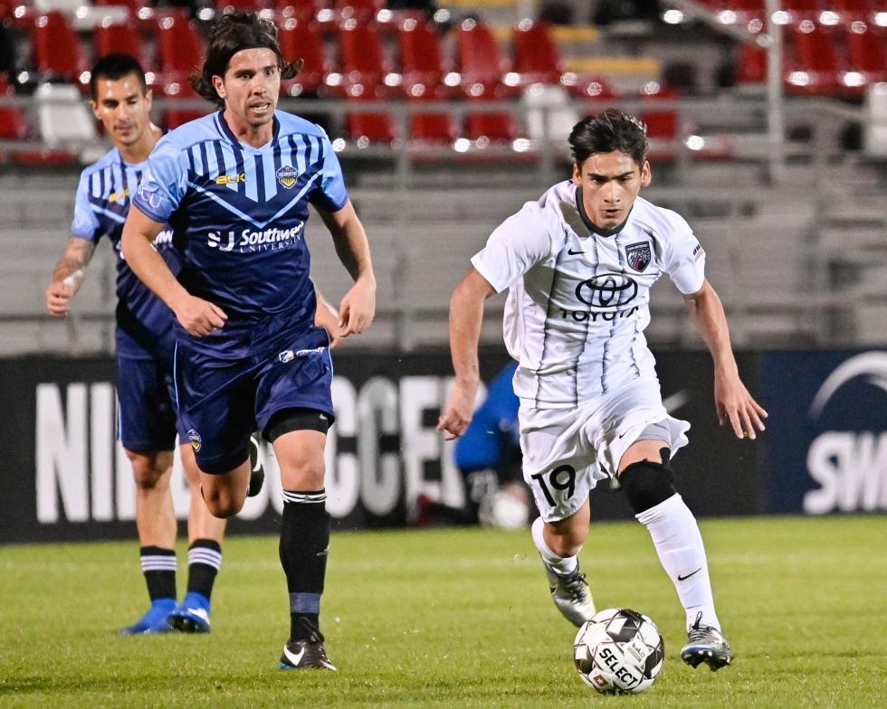 USL Championship El Paso Locomotive FC vs San Antonio FC